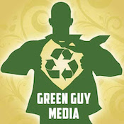 Green Guy Media logo