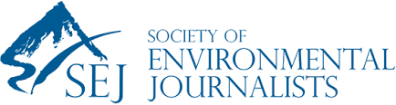 Society of Environmental Journalists logo