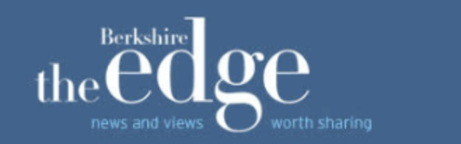 The Berkshire Edge logo