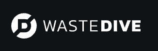 Waste Dive logo