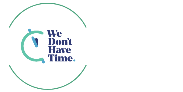 We Don't Have Time logo