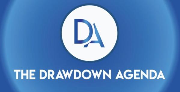 The Drawdown Agenda podcast logo