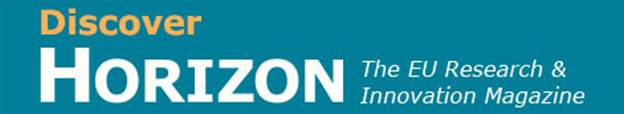 European Commission Horizon magazine logo