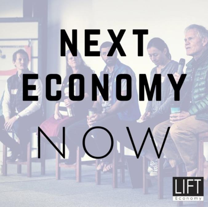 Next Economy Now logo