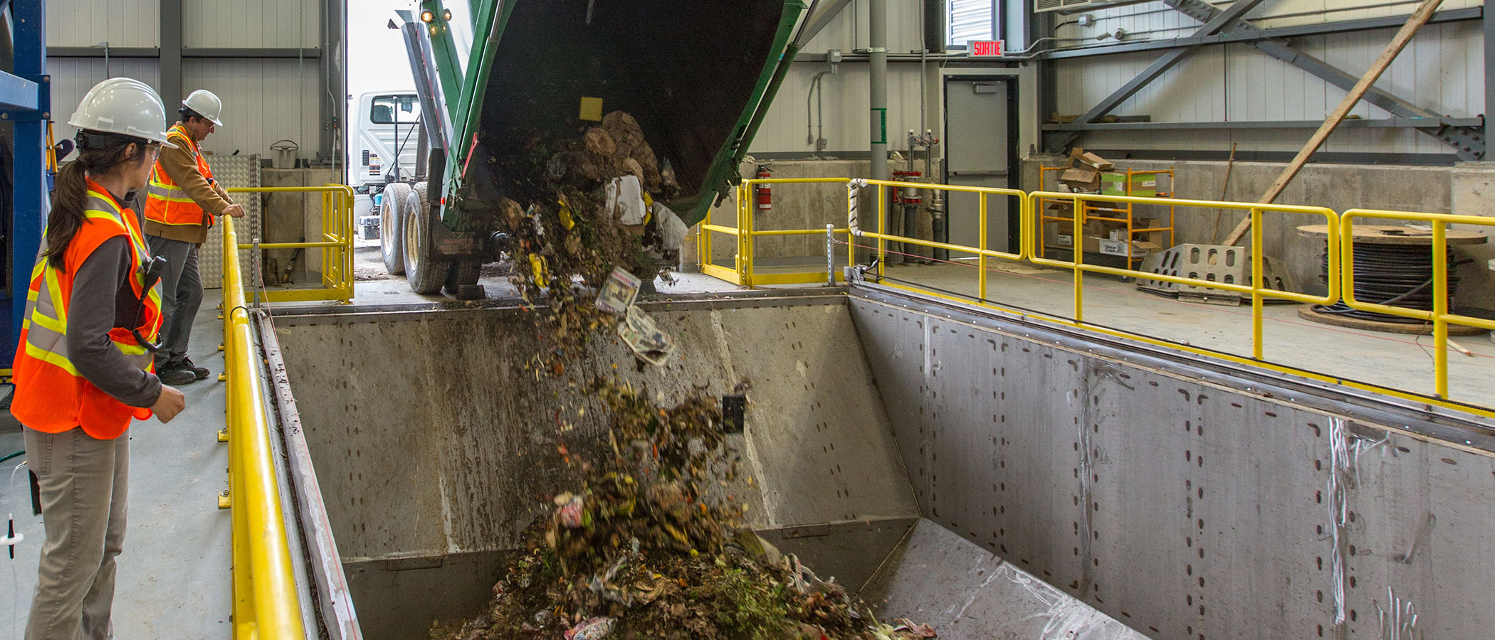Biomethane production